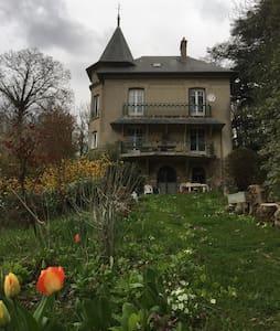 Accueil maison de caractere - Montmorency