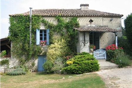 Traditional Gite with Pool 2-5 + - Saint-Capraise-d'Eymet - Hus