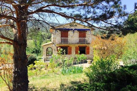 Lou Bastidoun - Maison familiale - Moustiers-Sainte-Marie - Ev