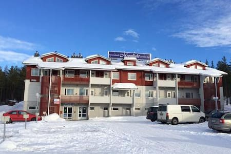 Nice apartment in the center of Levi skiing resort - Apartmen