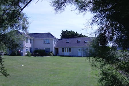 Trevose View, Garden Cottage Flats - Saint Merryn