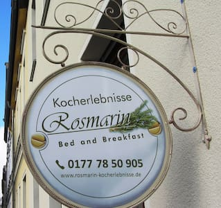 Rosmarin Bed and Breakfast - Bernburg (Saale)