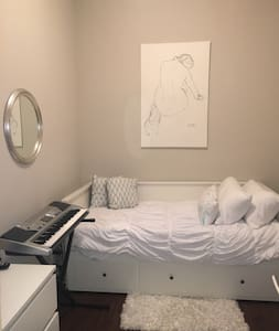 Beautiful Private Room close to Washington DC - Apartment