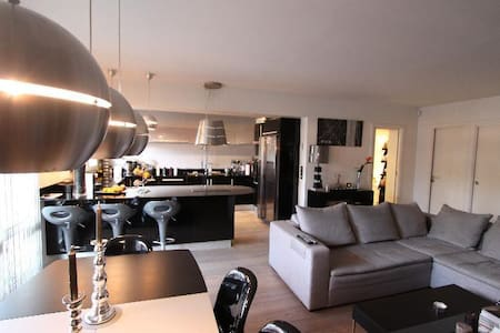 Bel Appartement style loft aux portes de Paris - Appartamento