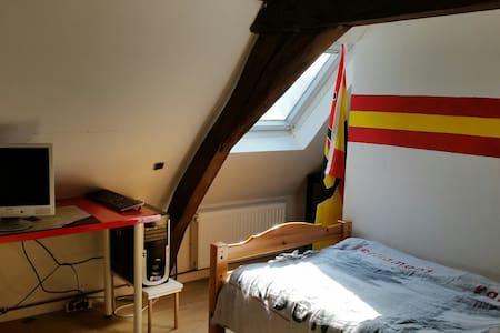 Chambre à louer dans maison sur villeneuve d ascq. - Huis