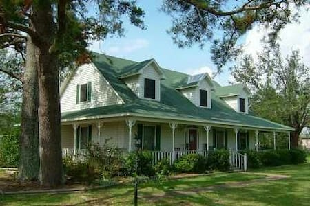 Southern charm in a country setting - Bed & Breakfast