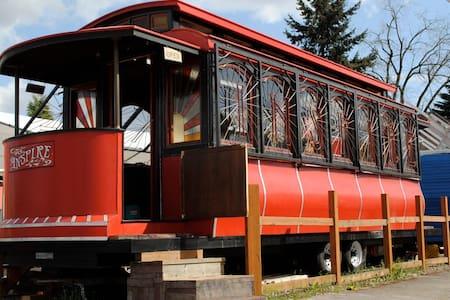 A Streetcar Named Inspire @ A fabulous hot spring! - Ashland - Tog
