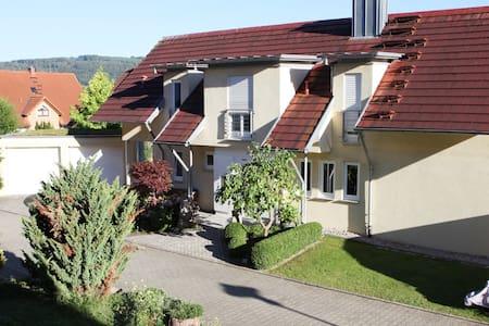 """Ferienwohnung im """"BLOCKHAUS"""" (Nähe Europa-Park) - Ettenheim - Appartement"""