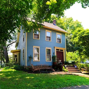 Bucks County, Private room and bath - Riegelsville - Rumah