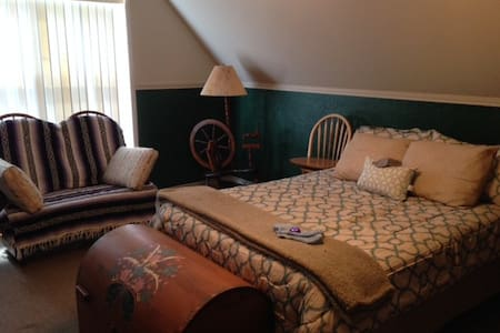 4 Oaks, quiet, close to N. Ft. Hood - Bed & Breakfast