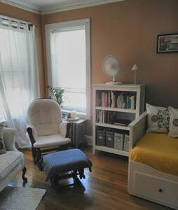 Charming Studio- walk to Brown Line - Chicago - Wohnung