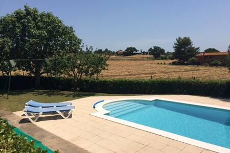 Casa Campo con Piscina / Swimming pool house - La Pera - Villa