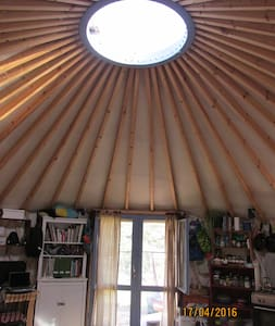 Lovely Yurt in the nature - Klil - Rumah