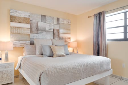 King Size Bed in clean Private Room - Miami - Haus