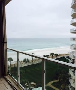 Sterling Sands 614 Charming 1 Bedroom Condo With Ocean View - Apartament