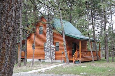 Bullet Hole Cabin~The best kept secret in Montana. - Cabin