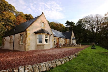 Swallow Cottage lovely views Munlochy Bay - Avoch - Casa