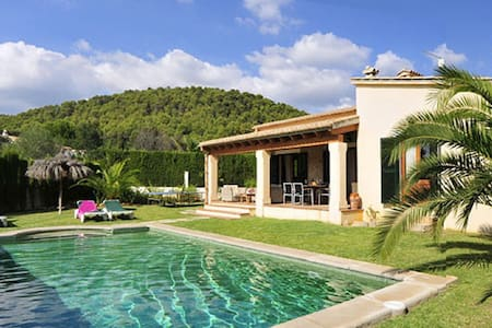 Can Trillo - Luxury Villa with Pool - Sa Pobla