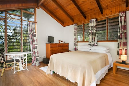Tropical Treehouse Guest Suite - Edge Hill - Casa