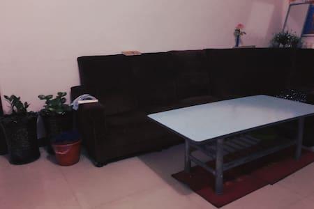 陕西华县淳朴的农家小院,赏花,喝茶,自家产的梨子管饱。 - Apartment