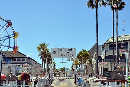 Peaceful Peninsula Retreat - Newport Beach - Lyxvåning