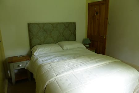 En suite double room - East Lothian - Bed & Breakfast