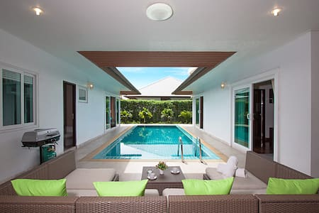Luxurious Kalasea Pool Villa - 3 Bedroom - Bang Lamung District - Villa