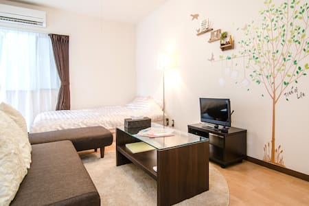 RoppongiArea/Convenient Access/WiFi - Apartment