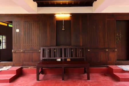 Heritage Marari - Heritage Room