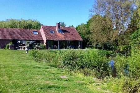 Maison de charme à la campagne - Dům