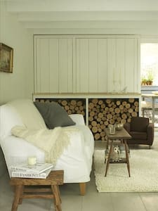 Modern, Simple Cottage as seen in Country Living - Hillsdale - House
