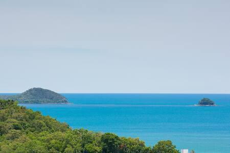 House with Sea Views - Trinity Beach - Dom