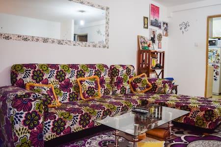 Private Room/s in an Apartment near JKIA Airport - Nairobi - Talo
