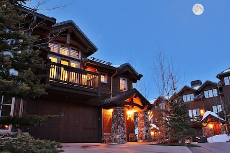 Ski-in/Ski-Out Deer Valley VRBO Home at Ironwood in Empire Pass! - Park City