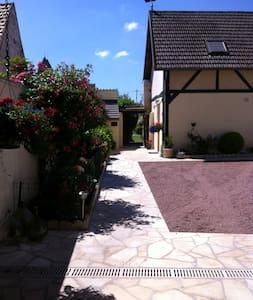 Le Gîte de Breuil - Breuil-le-Vert - Maison