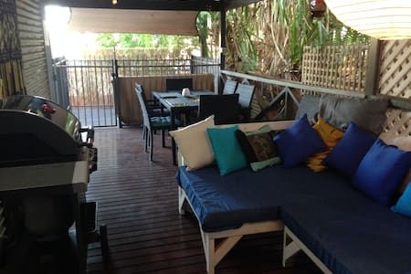 Sanctuary by the bay with spa - Broome