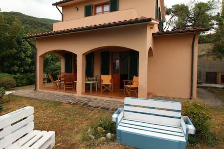 Casa vacanza con splendida vista panoramica(Zanca) - Zanca - Rumah