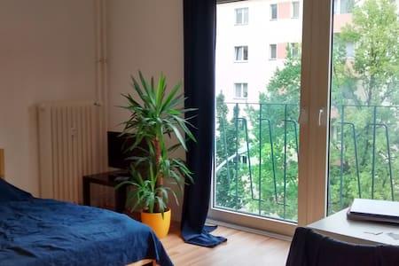 1 großes Zimmer im Westen Berlins - Berlin - Apartment
