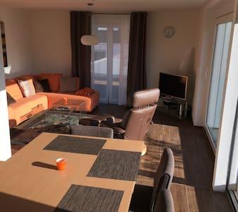 komfortable, neue FeWo**** in Borken-Kleinenglis - Apartment