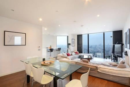 Superb room in a lovely flat - London - Apartment
