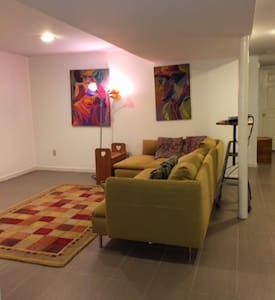New, Clean, Spacious Apartment near Bethesda. - Kensington - Maison
