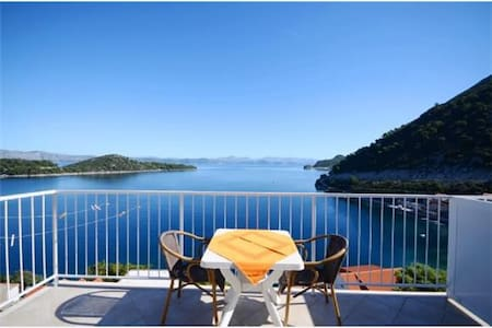 Guesthouse Franica Ap 2 , pool, see view, teracce - Sobra