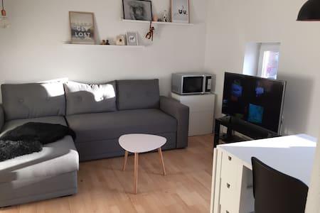 Hyggelig lejlighed med parkering - Odense - Appartement