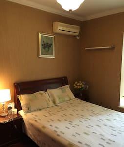 河景房次卧Qinhuai River-view bedroom - Wohnung