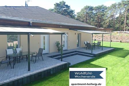 Ferienwohnung Hellwig - Apartament
