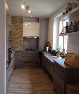 Quiet and charming near Kutna Hora and St Barbaras - Kutná Hora - Wohnung