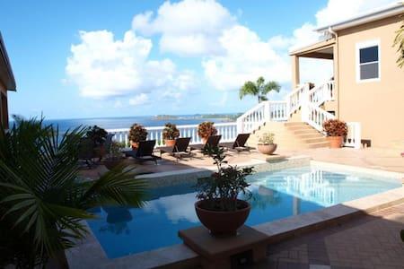 Blue Ocean Villa - アパート