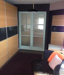 Das ist Dein Zimmer im 1. OG - Kempten (Allgäu) - House