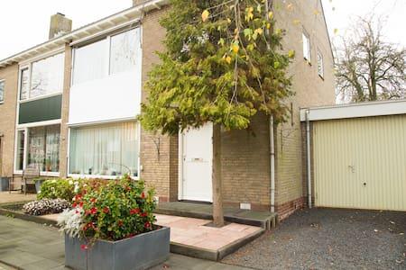 Lovely Familyhouse near Amsterdam - Ev