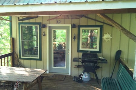 Lovely Cabin on Buffalo River - Kabin